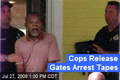 Cops Release Gates Arrest Tapes