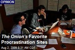 The Onion's Favorite Procrastination Sites