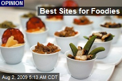 Best Sites for Foodies