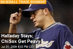 Halladay Stays; ChiSox Get Peavy