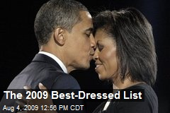 The 2009 Best-Dressed List