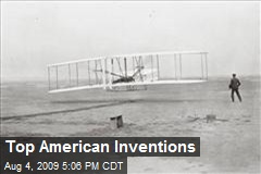 Top American Inventions