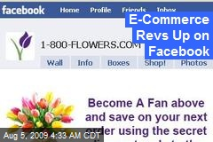 E-Commerce Revs Up on Facebook