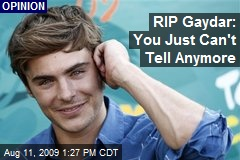 RIP Gaydar: You Just Can't Tell Anymore