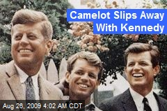 Camelot Slips Away With Kennedy