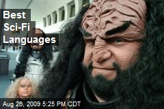 Best Sci-Fi Languages