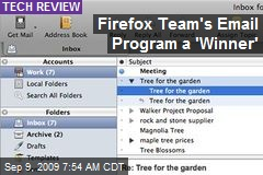 Firefox Team's Email Program a 'Winner'