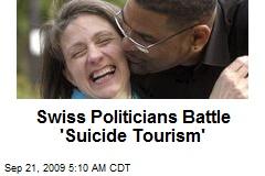 Swiss Politicians Battle 'Suicide Tourism'
