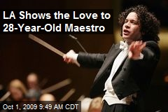 LA Shows the Love to 28-Year-Old Maestro