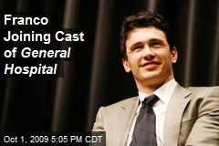 Franco Joining Cast of General Hospital