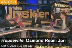 Housewife , Osmond Ream Jon