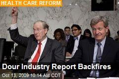 Dour Industry Report Backfires