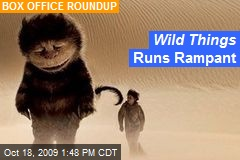 Wild Things Runs Rampant