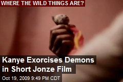 Kanye Exorcises Demons in Short Jonze Film