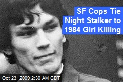 SF Cops Tie Night Stalker to 1984 Girl Killing