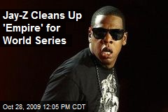 Jay-Z Cleans Up 'Empire' for World Series