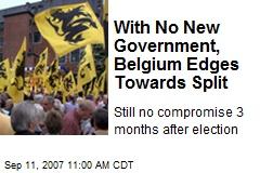 With No New Government, Belgium Edges Towards Split