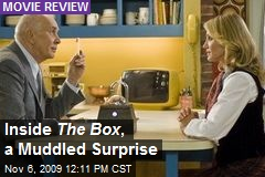 Inside The Box , a Muddled Surprise