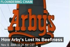 How Arby's Lost Its Beefiness