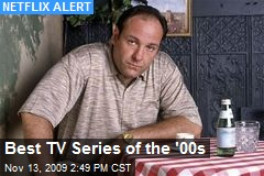 Best TV Series of the '00s
