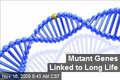 Mutant Genes Linked to Long Life