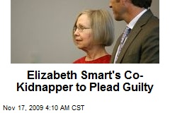 Elizabeth Smart's Co-Kidnapper to Plead Guilty