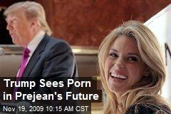 Trump Sees Porn in Prejean's Future
