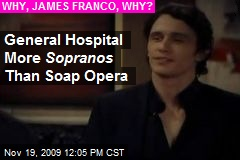 General Hospital More Sopranos Than Soap Opera