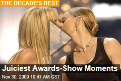 Juiciest Awards-Show Moments