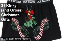 21 Kinky (and Gross) Christmas Gifts