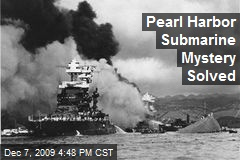 Pearl Harbor Submarine Mystery Solved