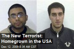 The New Terrorist: Homegrown in the USA