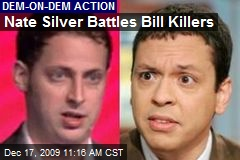 Nate Silver Battles Bill Killers