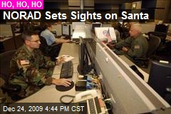 NORAD Sets Sights on Santa