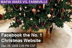 Facebook the No. 1 Christmas Website