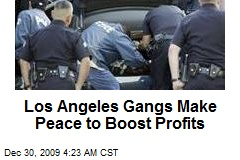 Los Angeles Gangs Make Peace to Boost Profits
