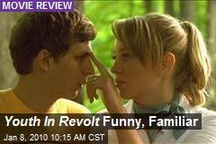 Youth In Revolt Funny, Familiar