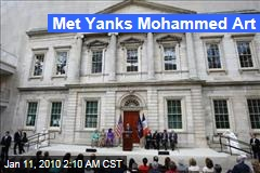 Met Yanks Mohammed Art