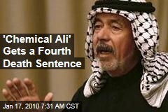 'Chemical Ali' Gets a Fourth Death Sentence
