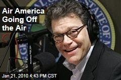 Air America Going Off the Air