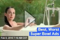 Best, Worst Super Bowl Ads