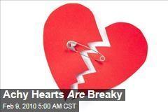 Achy Hearts Are Breaky