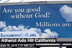 Atheist Ads Hit California
