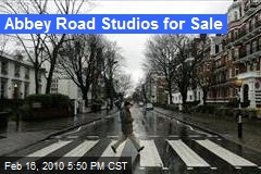 Abbey Road Studios for Sale