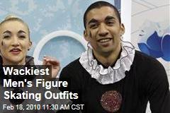 Wackiest Men's Figure Skating Outfits