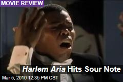 Harlem Aria Hits Sour Note