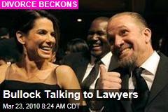 Bullock Talking to Lawyers
