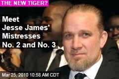 Meet Jesse James' Mistresses No. 2 and No. 3