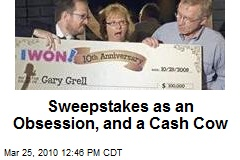 Sweepstakes as an Obsession, and a Cash Cow
