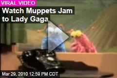 Watch Muppets Jam to Lady Gaga